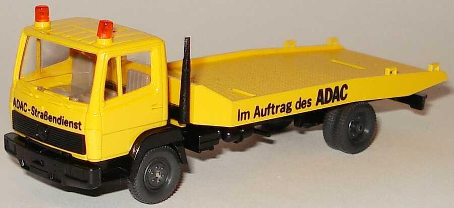 Foto 1:87 Mercedes-Benz 814 2a Abschleppwagen ADAC Wiking 633