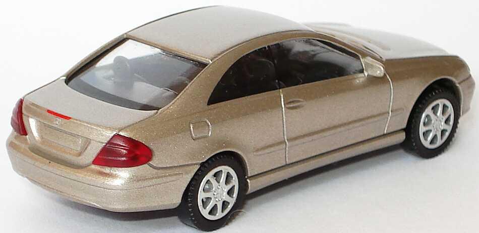 Wiking 1:87 221 06 28 Mercedes Benz CLK dunkelblaumetallic OVP