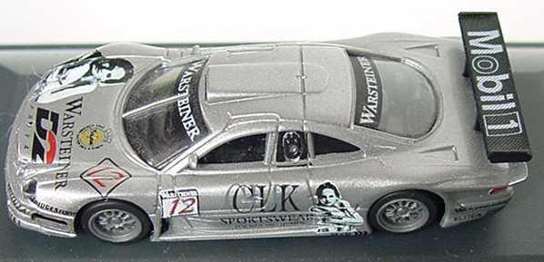 Foto 1:87 Mercedes-Benz CLK GTR ´97 D2 Privat, CLK Sportswear Nr.12 Ludwig / Mayländer MGM