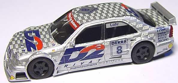 Foto 1:87 Mercedes-Benz C 180 DTM 1994 AMG, D2 Privat Nr.8, Ellen Lohr(ohne PC-Box) herpa