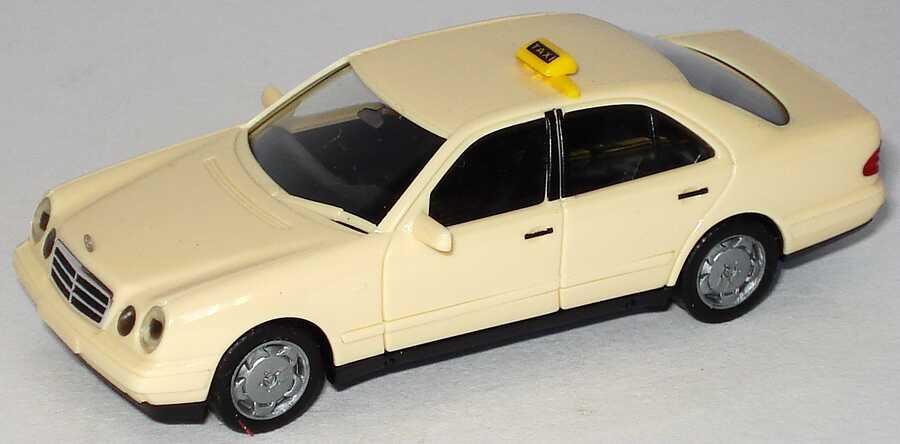 Foto 1:87 Mercedes-Benz E 320 (W210) Taxi herpa 042642