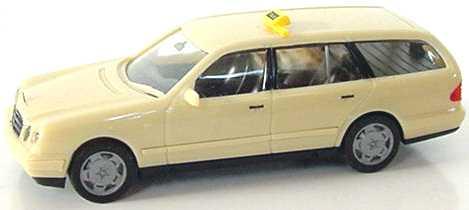 Foto 1:87 Mercedes-Benz E 320 Touring (S210) Taxi herpa