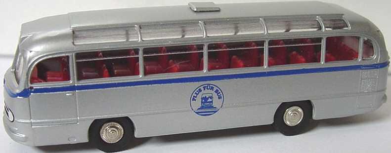 Foto 1:87 Mercedes-Benz O 321 Plus für Bus Brekina