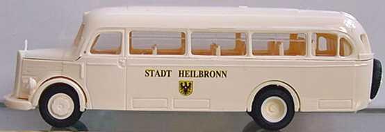 Foto 1:87 Mercedes-Benz O 3500 Stadt Heilbronn Busch