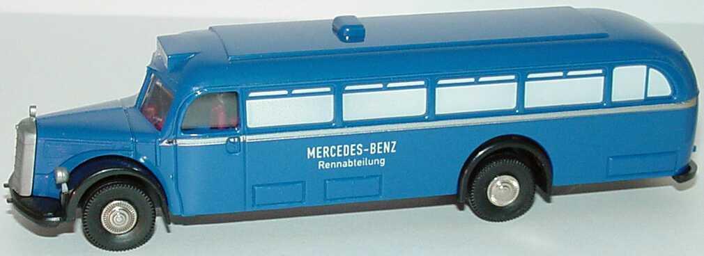 Foto 1:87 Mercedes-Benz O 6600 Mercedes-Benz Rennabteilung Brekina 50021
