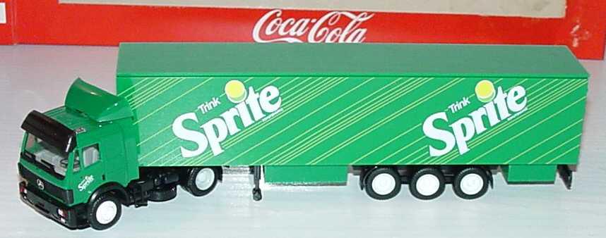 Foto 1:87 Mercedes-Benz SK Fv KoSzg 2/3 Trink Sprite (Coca-Cola-Edition) Albedo 410002