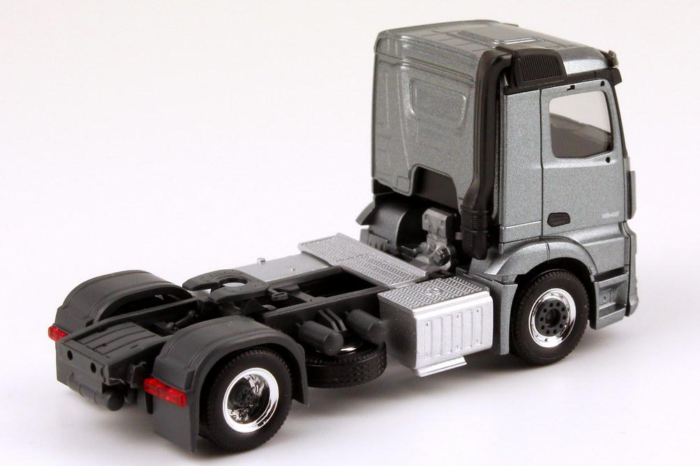 M And M Auto >> Mercedes-Benz Antos (K) 2a Szgm andorit-grau-met ...
