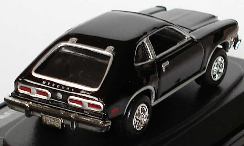 Foto 1:87 Mercury Bobcat schwarz Motormax FreshCherries