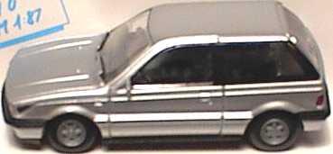 Foto 1:87 Mitsubishi Colt 2türig silber-met. Rietze 20290