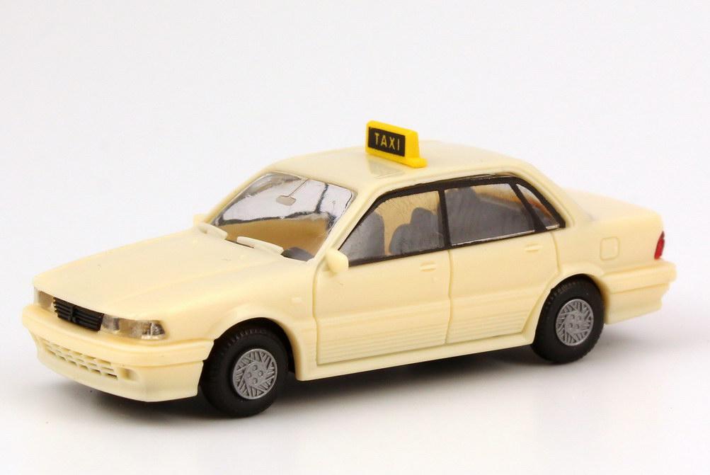 Foto 1:87 Mitsubishi Galant VI Taxi Rietze 30260