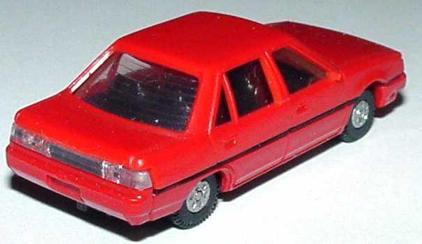 Foto 1:87 Mitsubishi Galant rot Rietze