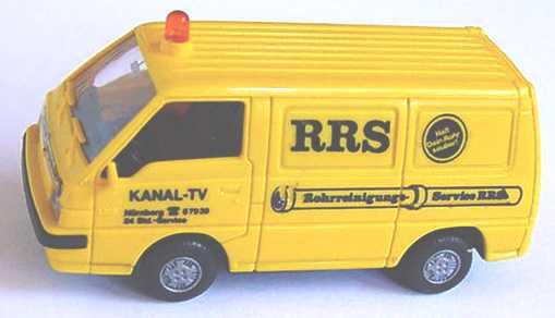 Foto 1:87 Mitsubishi L300 II Kasten RRS Rohr-Reinigungs-Service Rietze 30213