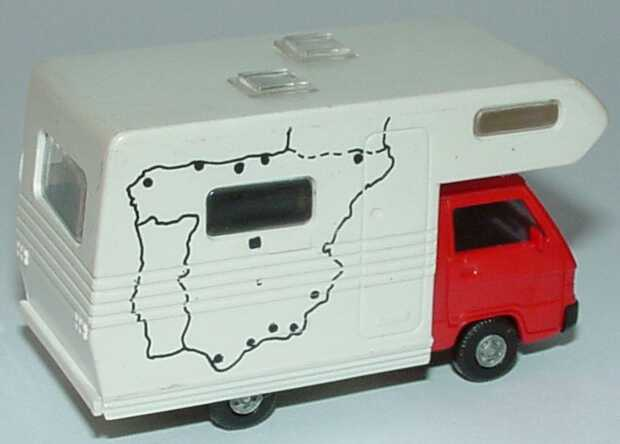 mitsubishi l300 i wohnmobil alkoven italien spanien. Black Bedroom Furniture Sets. Home Design Ideas