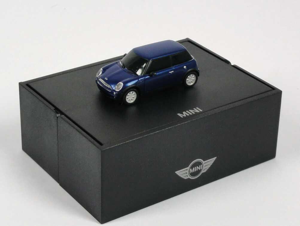 Foto 1:87 New Mini blau-met. (Vorserie) Werbemodell herpa 80429411775