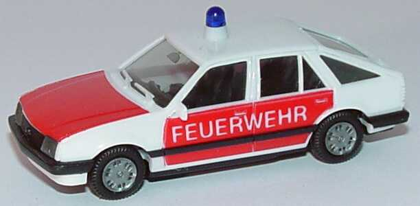 Foto 1:87 Opel Ascona C Fließheck Feuerwehr herpa 2032