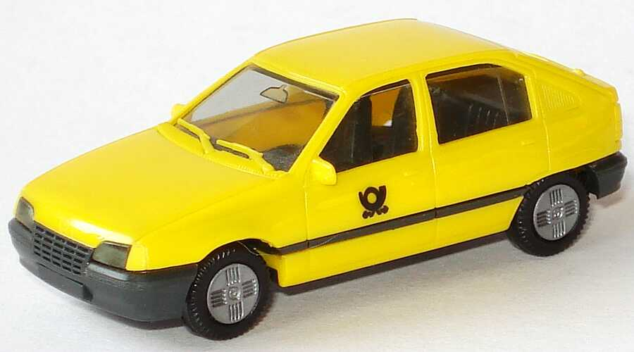 Foto 1:87 Opel Kadett E 4türig Post herpa