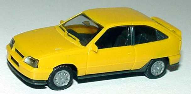 Foto 1:87 Opel Kadett GSi orangegelb herpa 2046