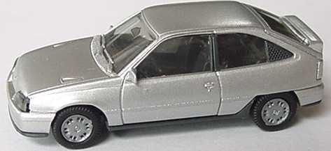 Foto 1:87 Opel Kadett GSi silber-met. herpa 3046