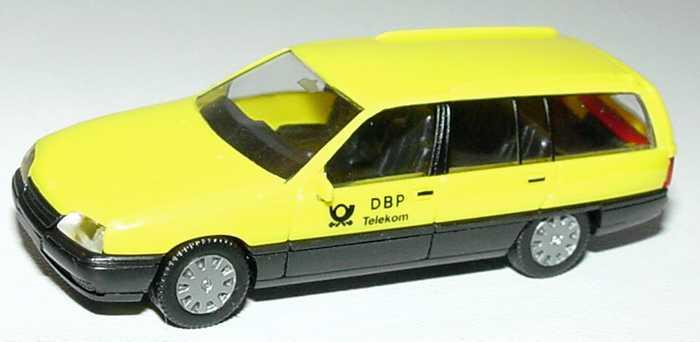 Foto 1:87 Opel Omega Caravan DBP, Telekom herpa 041775