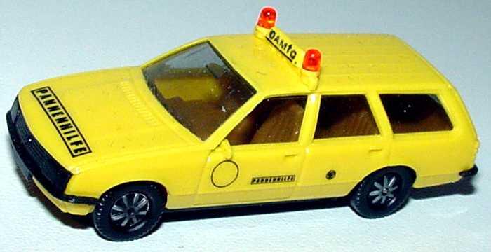 Foto 1:87 Opel Rekord Caravan ÖAMTC Pannenhilfe herpa
