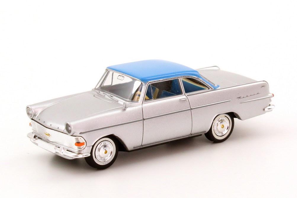 Auto Miniatur H0 Brekina 20515 1//87 Ho Opel Rekord C Hellblau Blau Dunkel