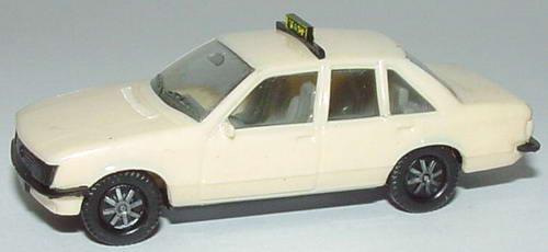 Foto 1:87 Opel Rekord Taxi, IA grau herpa 4001