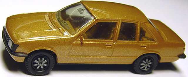 Foto 1:87 Opel Rekord braunbeige-met. herpa 3007