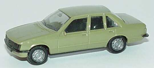 Foto 1:87 Opel Rekord grauolivgrün herpa 2007