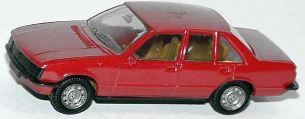 Foto 1:87 Opel Rekord weinrot herpa 2007