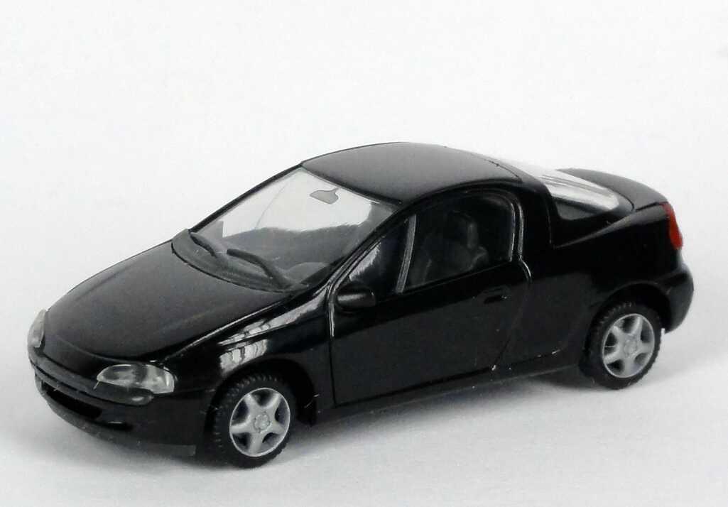 Foto 1:87 Opel Tigra schwarz herpa 021746