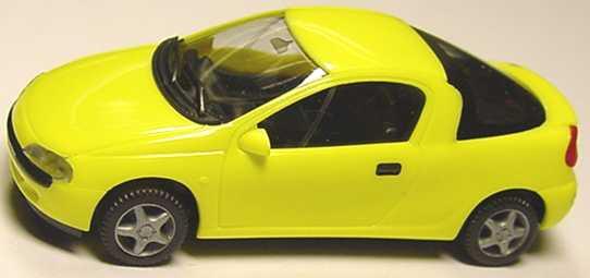 Foto 1:87 Opel Tigra signalgelb herpa 021746
