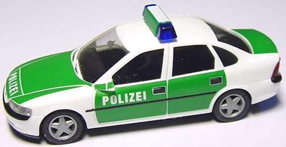 Foto 1:87 Opel Vectra B Polizei herpa 043304