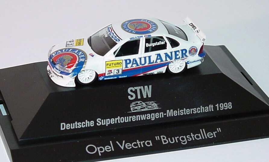 Foto 1:87 Opel Vectra B STW 1998 Paulaner Nr.3, Burgstaller herpa 037563