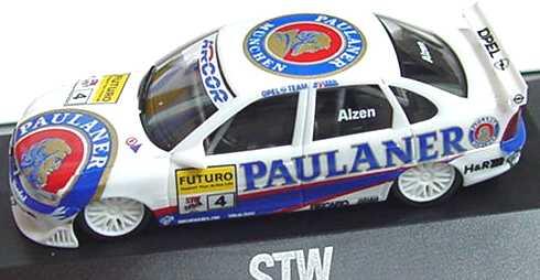 Foto 1:87 Opel Vectra B STW 1998 Paulaner Nr.4, Alzen herpa 037570