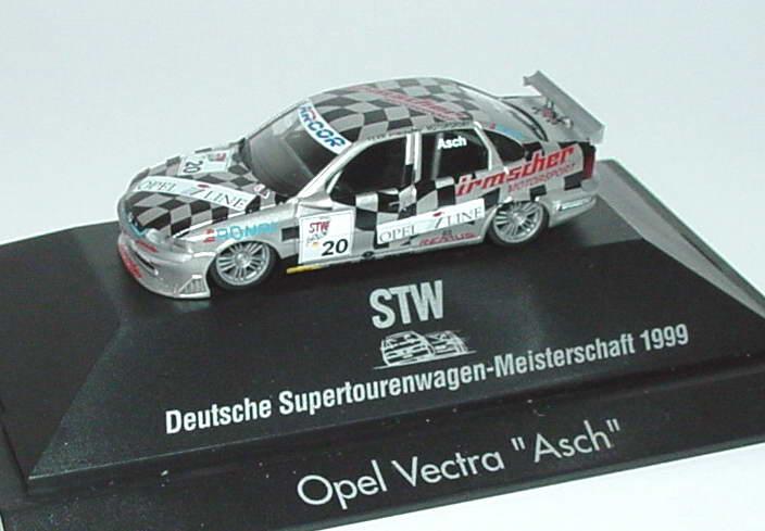 Foto 1:87 Opel Vectra B STW 1999 Irmscher Nr.20, Asch herpa 037754