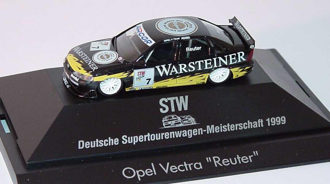 Foto 1:87 Opel Vectra B STW 1999 Warsteiner Nr.7, Reuter herpa 037730