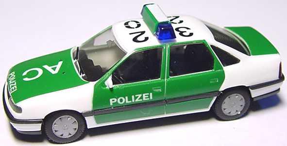 Foto 1:87 Opel Vectra Polizei 32 20 AC herpa