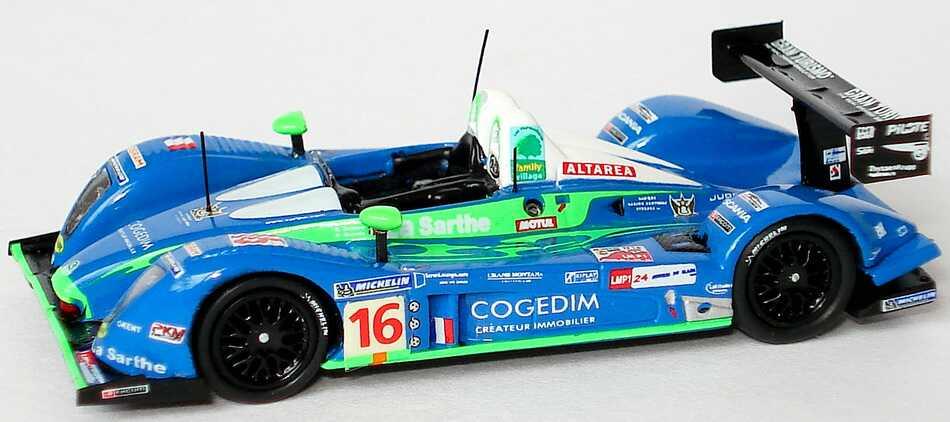 Foto 1:87 Pescarolo P01-Judd LeMans 2008 Pescarolo Sport Nr.16, Collard / Dumas / Bullion Spark 87S088
