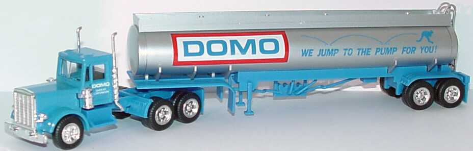 Foto 1:87 Peterbilt CON TaSzg 3/2 DOMO - We jump to the pump for you! herpa 850015