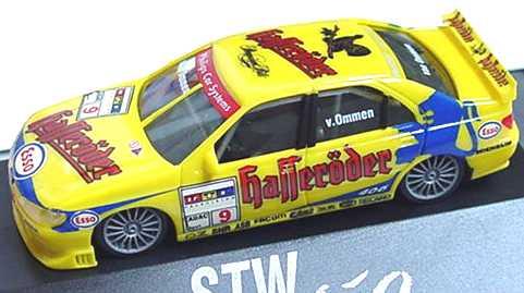 Foto 1:87 Peugeot 406 STW 1997 Hasseröder Nr.9, v. Ommen herpa 037211