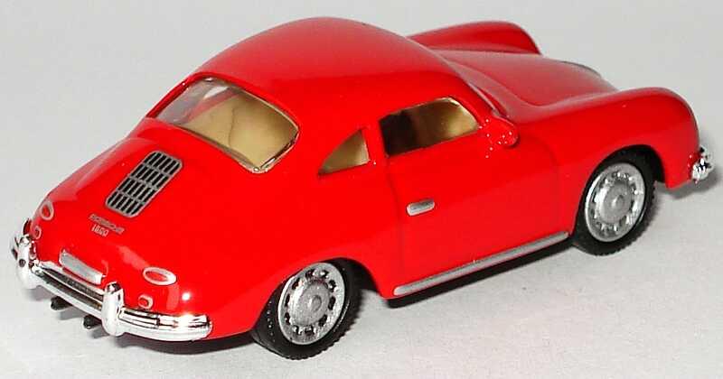 Foto 1:87 Porsche 356A rot Malibu International