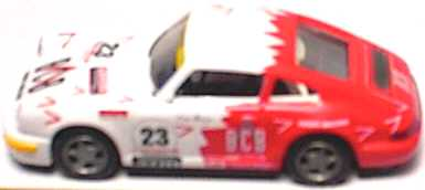 Foto 1:87 Porsche 911 Carrera 2 Cup-Version BCB Nr.23 euromodell