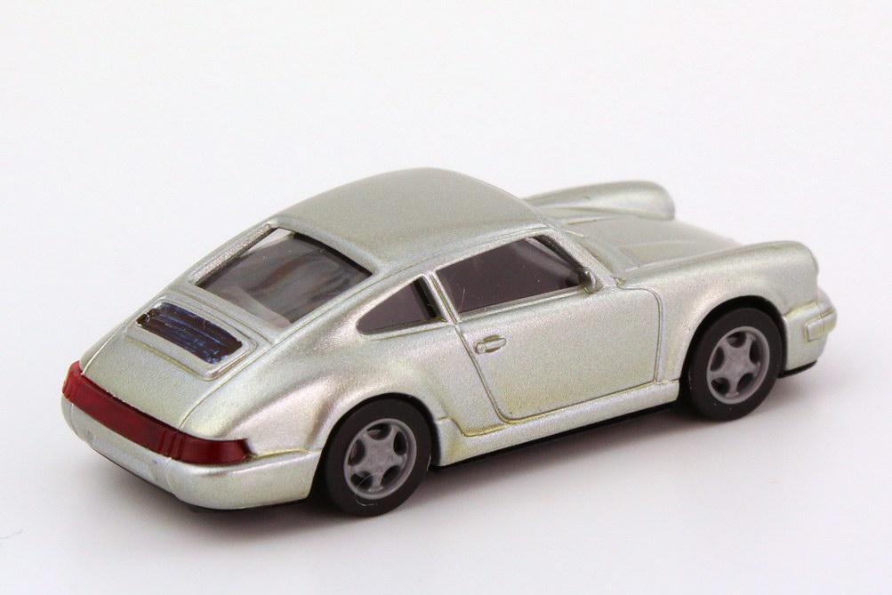 Foto 1:87 Porsche 911 Carrera 2 Cup-Version silber-met. euromodell