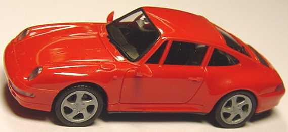 Foto 1:87 Porsche 911 Carrera 4S (993) rot herpa 021944