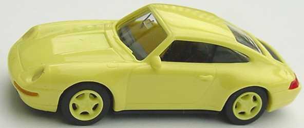 Foto 1:87 Porsche 911 Carrera 4 (993) ginstergelb euromodell