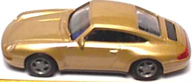 Foto 1:87 Porsche 911 Carrera 4 (993) gold-met. euromodell