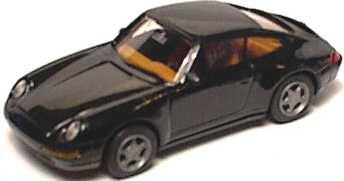 Foto 1:87 Porsche 911 Carrera 4 (993) schwarz euromodell 00364