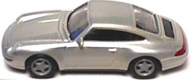 Foto 1:87 Porsche 911 Carrera 4 (993) silber-met. euromodell