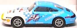 Foto 1:87 Porsche 911 Carrera (993) Roock Racing Nr.8, Mass euromodell