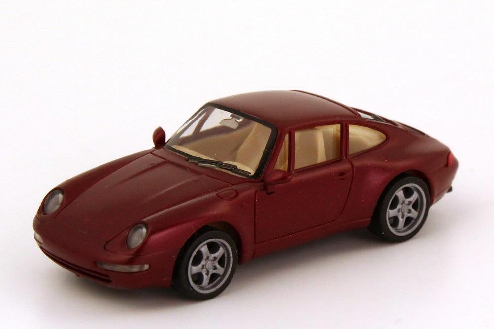 Foto 1:87 Porsche 911 Carrera (993) arenarot-met. herpa 032162